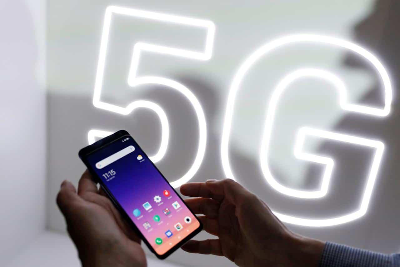 ponsel 5G