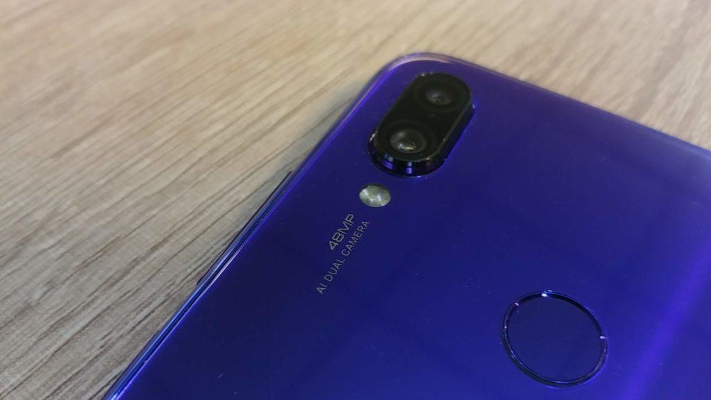 kamera Redmi Note 7