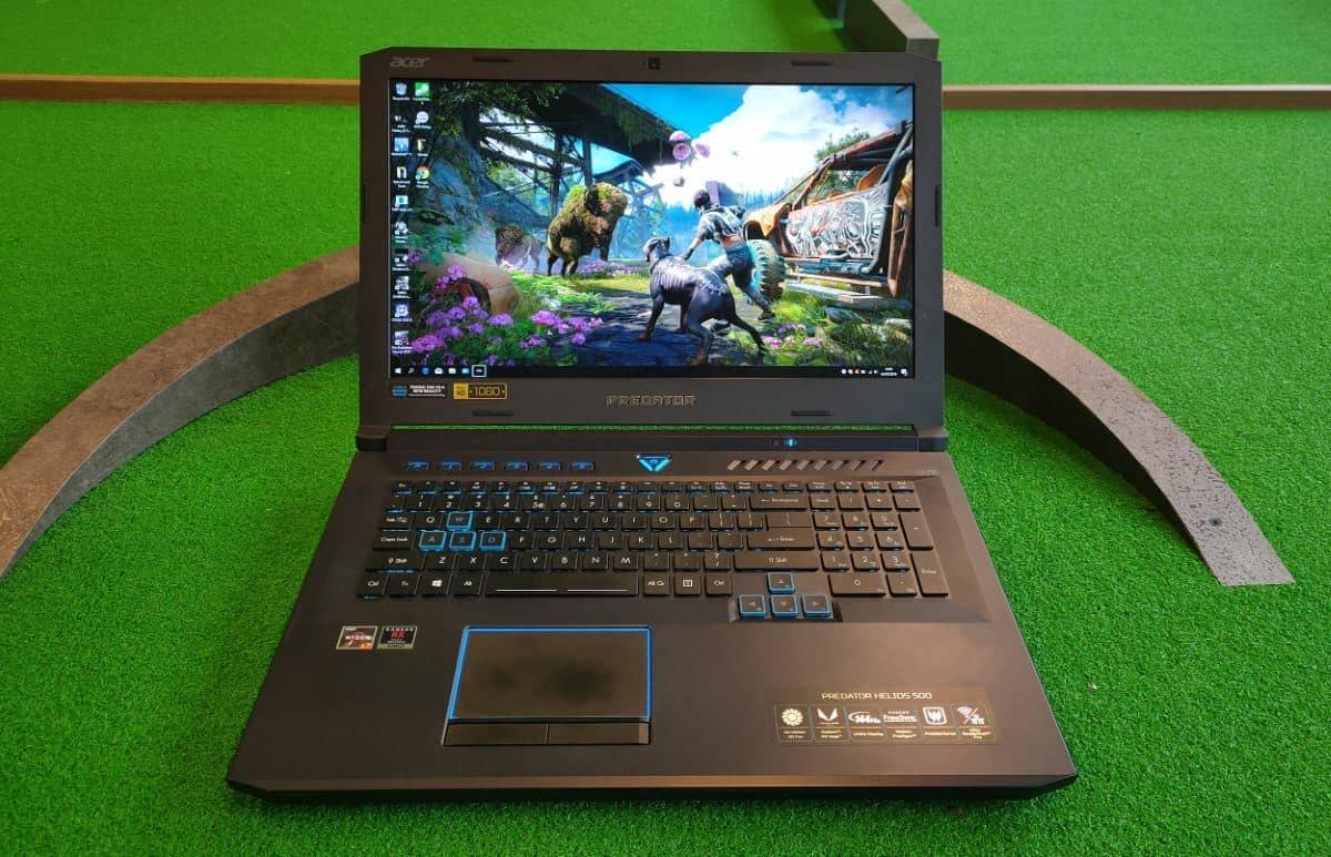 Acer Predator Helios 5000 ok