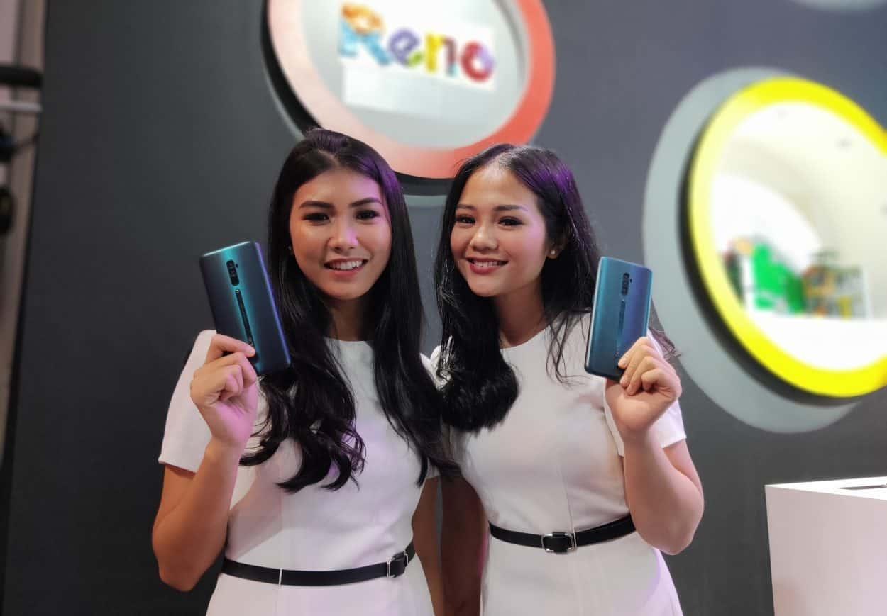 OPPO Reno Series model