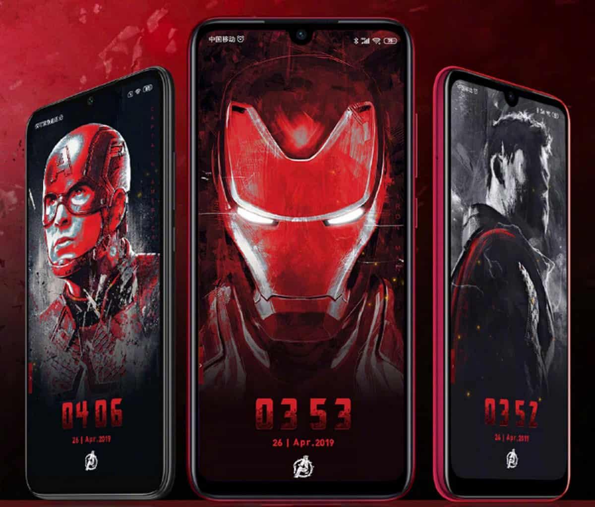 Redmi K20 Pro Edisi Avengers