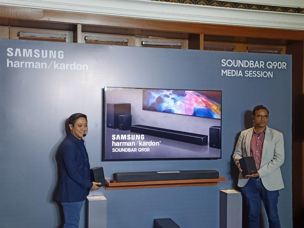 Samsung Harman Kardon Soundbar Q90R