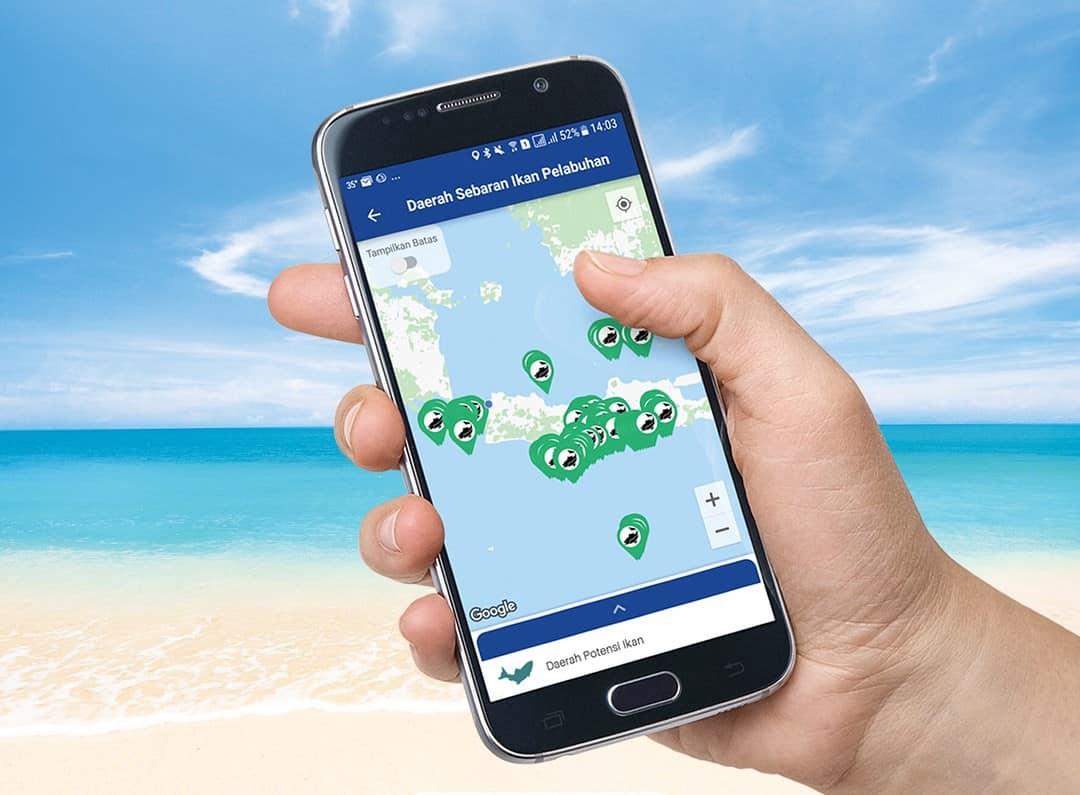 Aplikasi Laut Nusantara