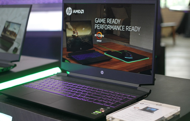 Hp Pavilion 15 Laptop Gaming Harga 9 Juta Cpu Amd Ryzen