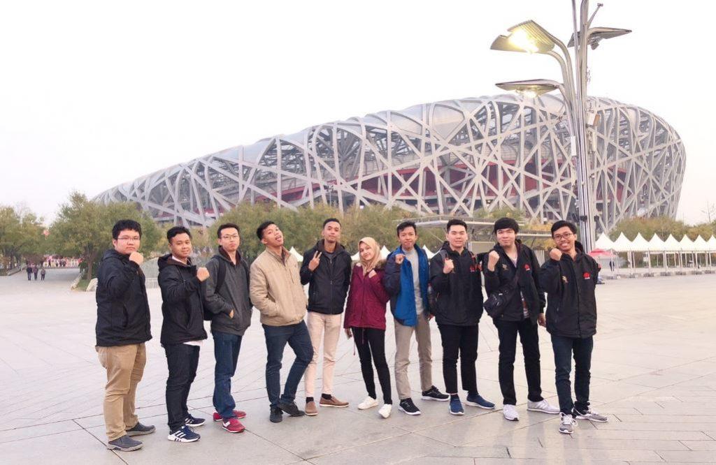 Huawei Seeds for The Future mahasiswa