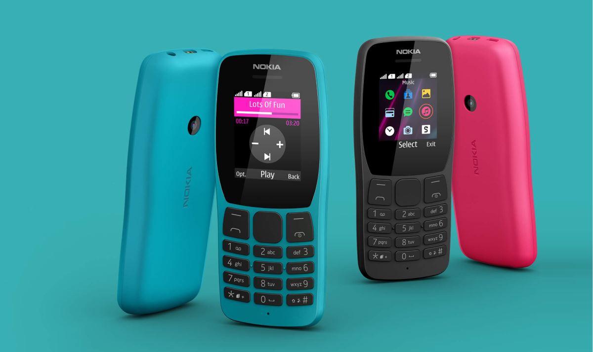 Nokia 110, Ponsel Klasik Murah Harga Rp300 Ribuan