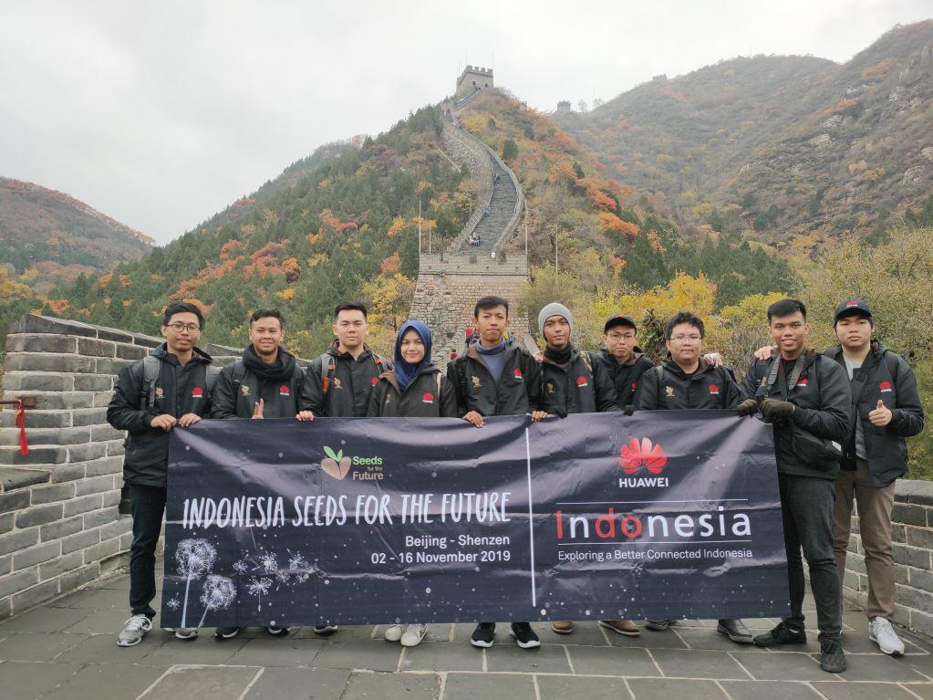 Esai Huawei Great Wall