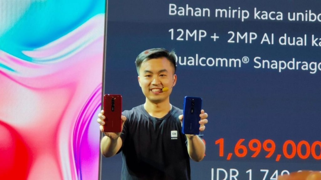 Redmi 8 indonesia