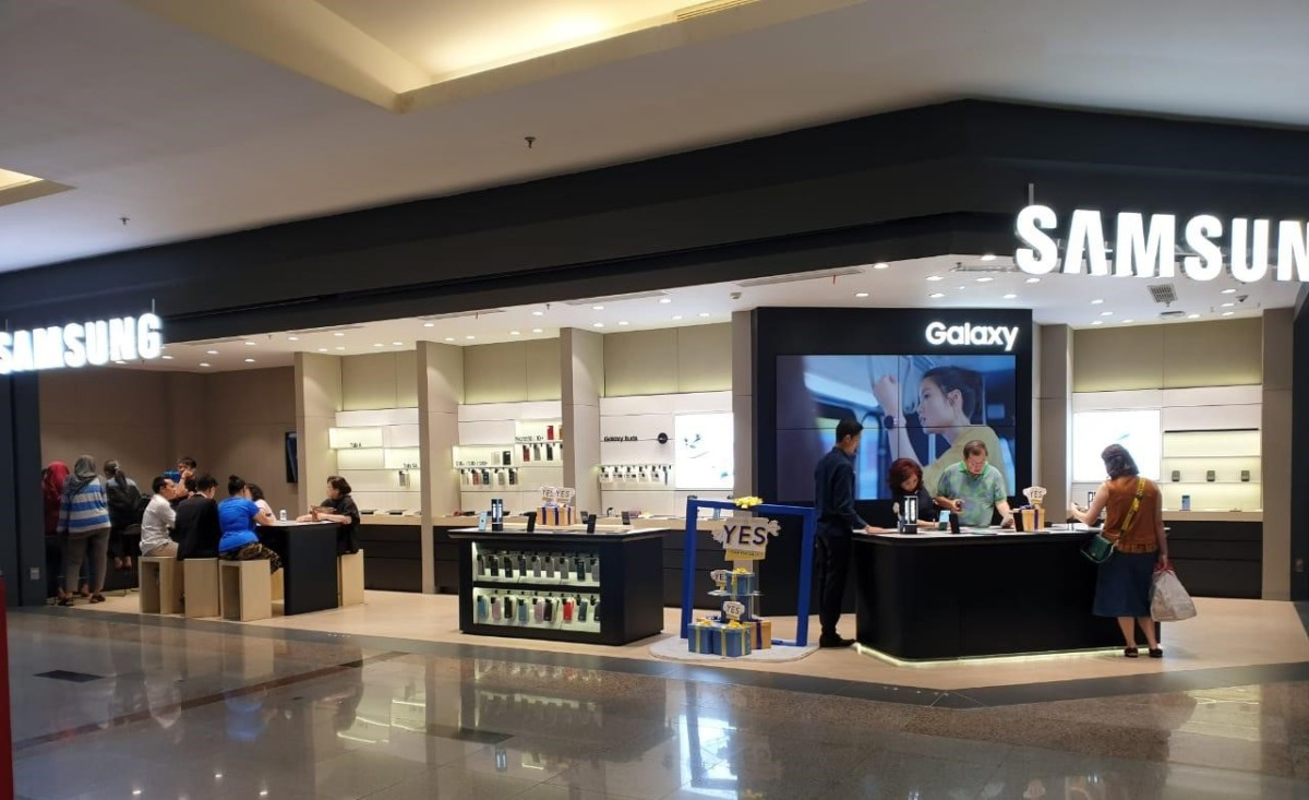 Samsung Experience Store Okeshop