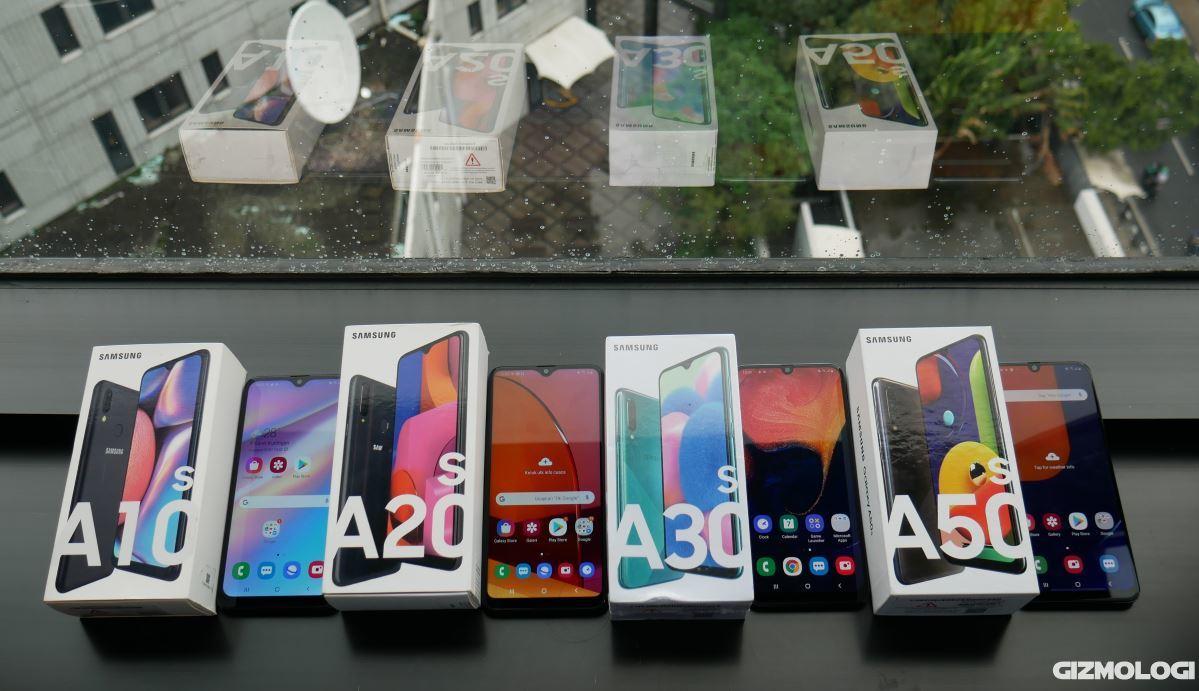 Samsung Galaxy A series - Gizmologi