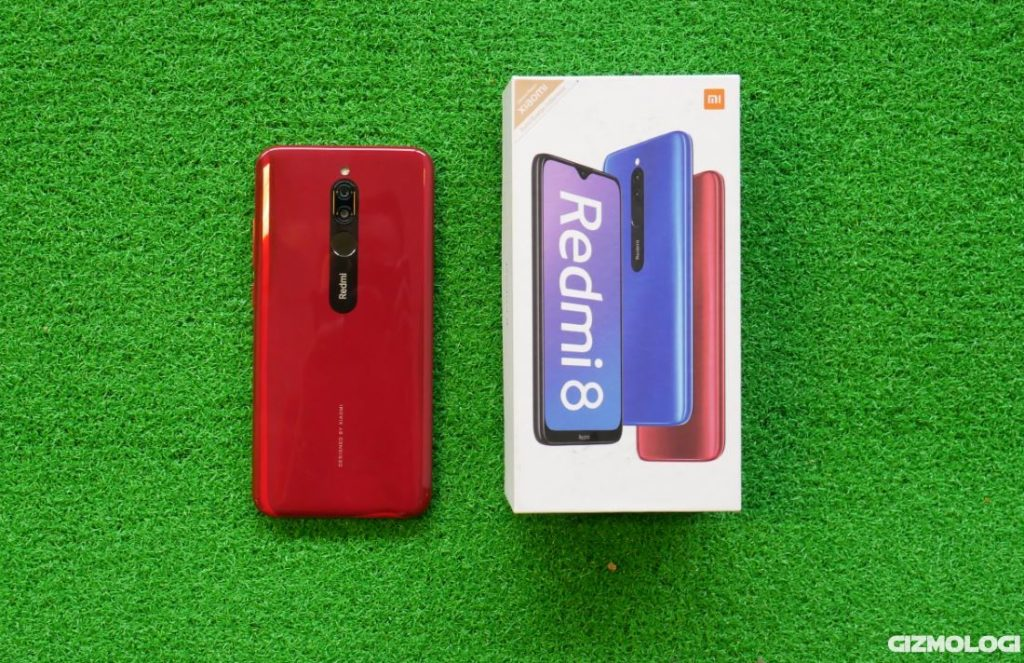 review Redmi 8