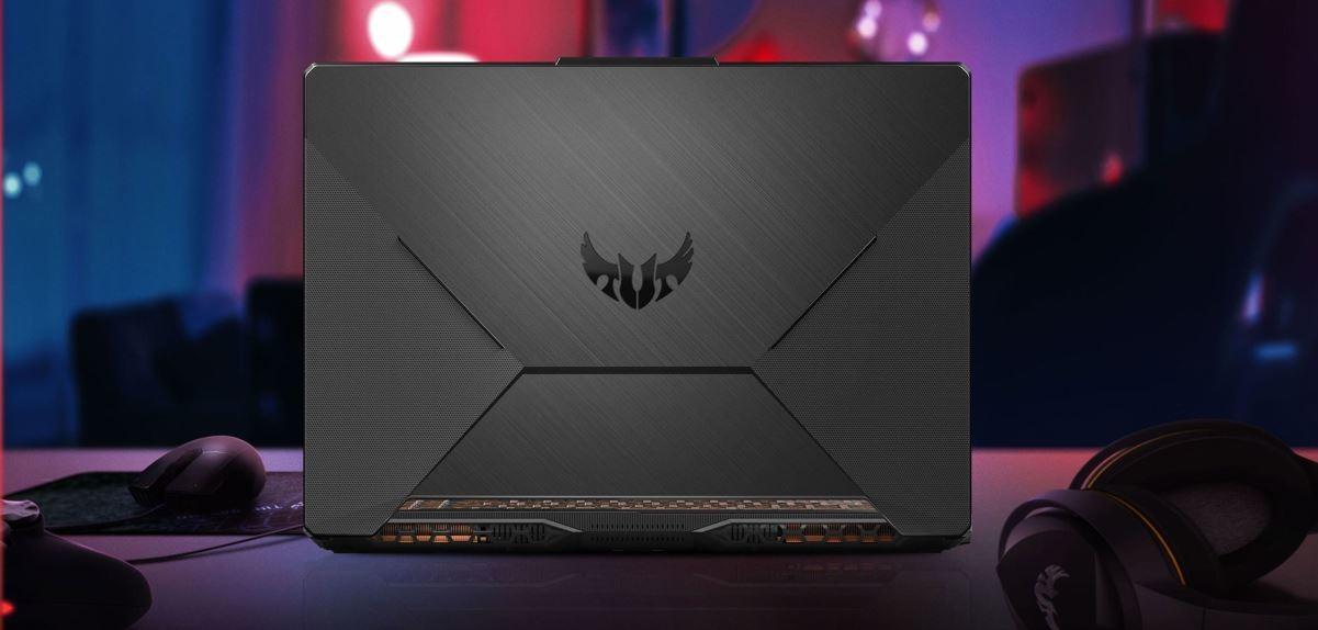 Laptop Asus Tuf Gaming A15 Diperkuat Prosesor Amd Ryzen 4000 Mobile