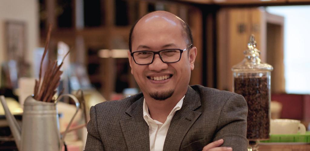 Setyanto Hantoro Dirut Telkomsel