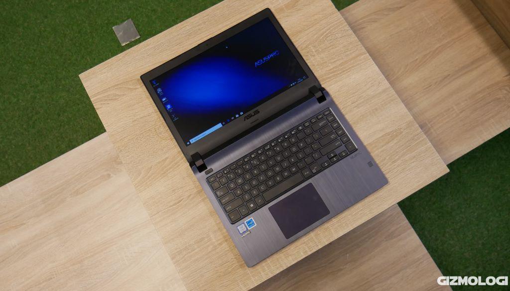 ASUS ExpertBook P1440FA desain