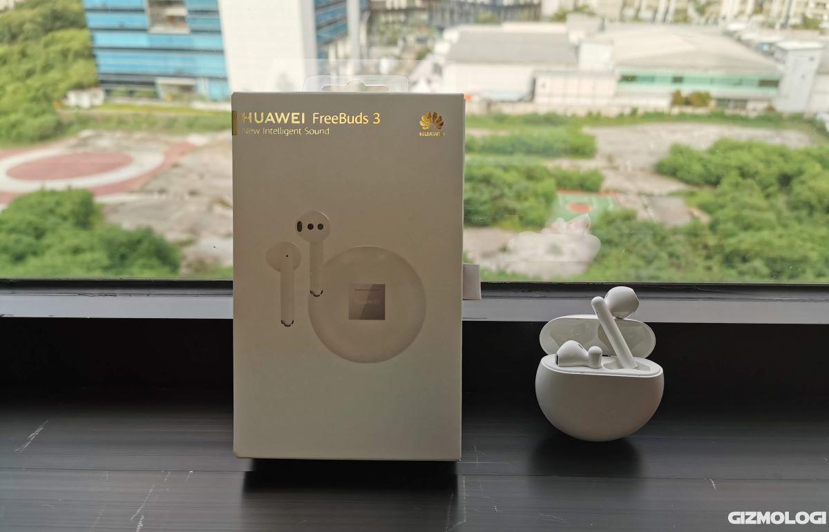 Huawei Freebuds 3 indonesia