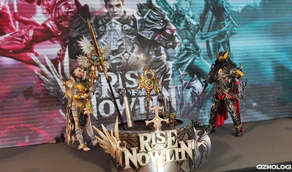 Rise of Nowlin Dunia Games
