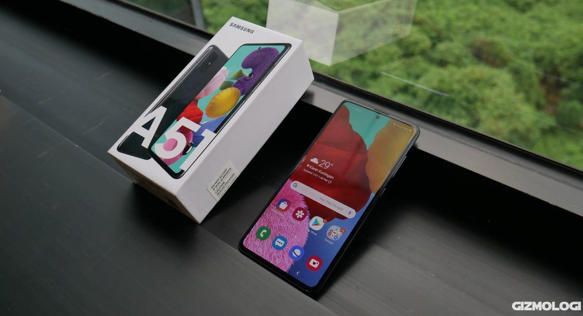Review Samsung Galaxy A51: Kelebihan Kekurangan Hp Harga Rp4 Jutaan