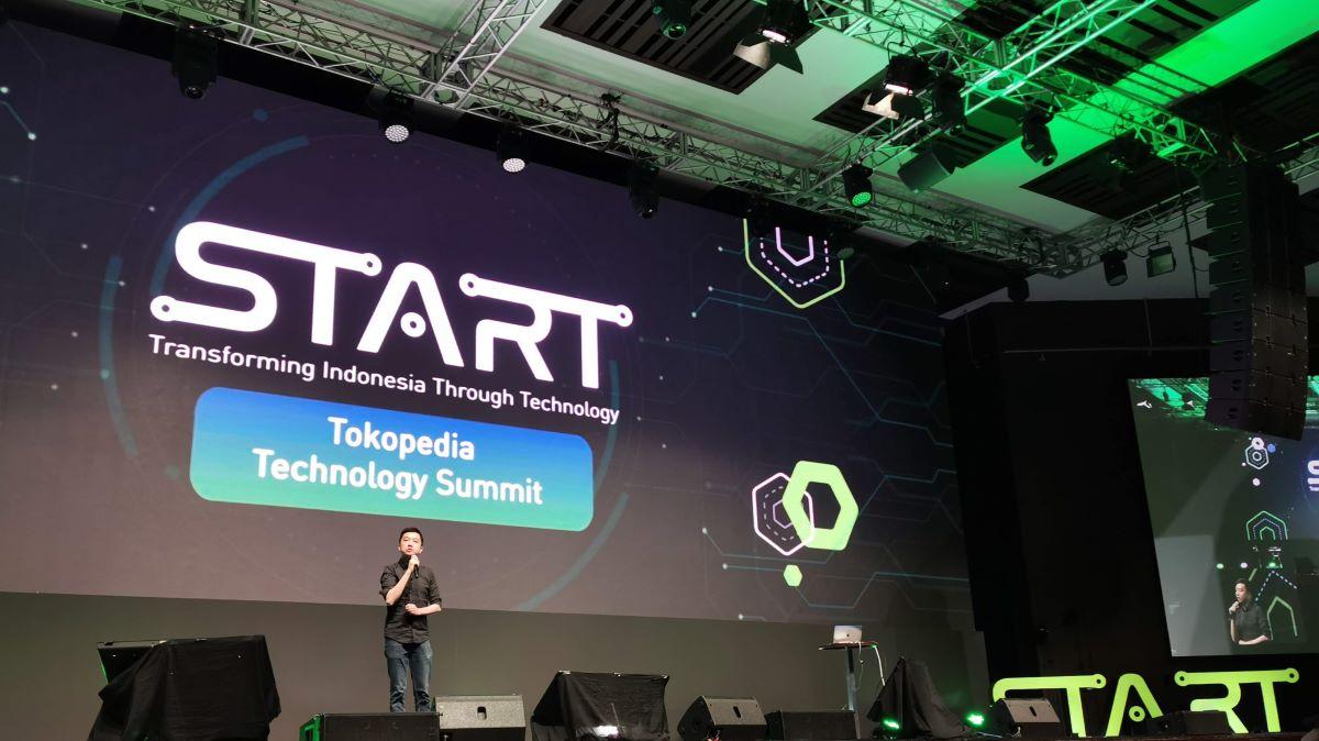Tokopedia START Summit 2020