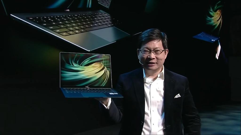 MateBook X Pro Richard Yu, Melengkapi Ekosistem Huawei