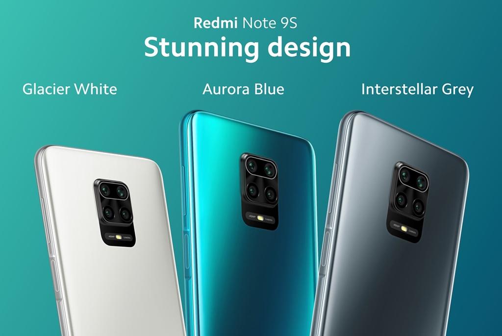 Spesifikasi & Harga Xiaomi Redmi Note 9S, Note 9 Pro Versi ...