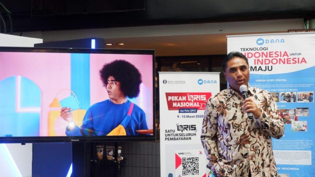 DANA Bank Indonesia Hamid Ponco Wibowo
