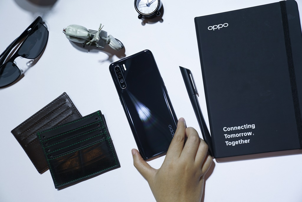 OPPO Reno3 Midnight Black