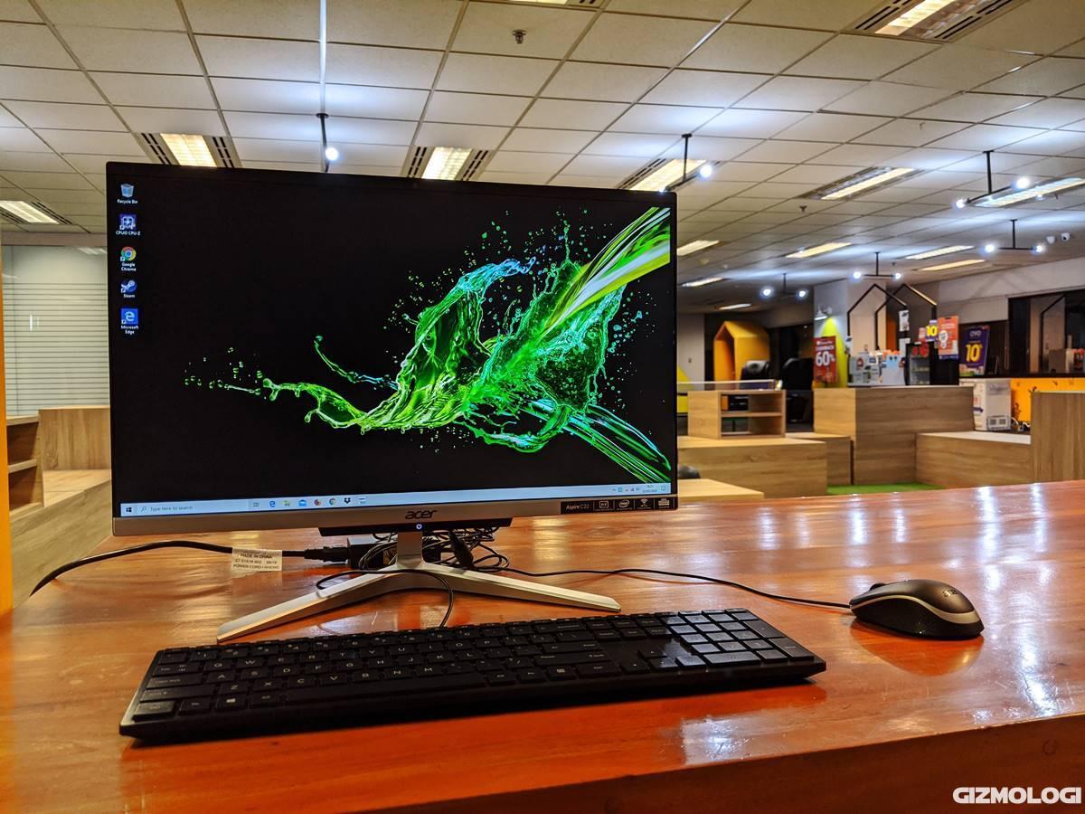 Acer Aspire C22 Series