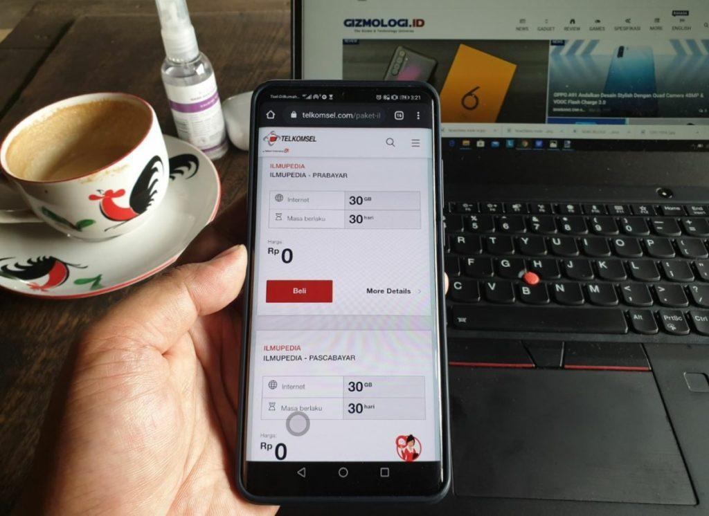 Kuota Gratis Telkomsel Bonus 30GB Ilmupedia