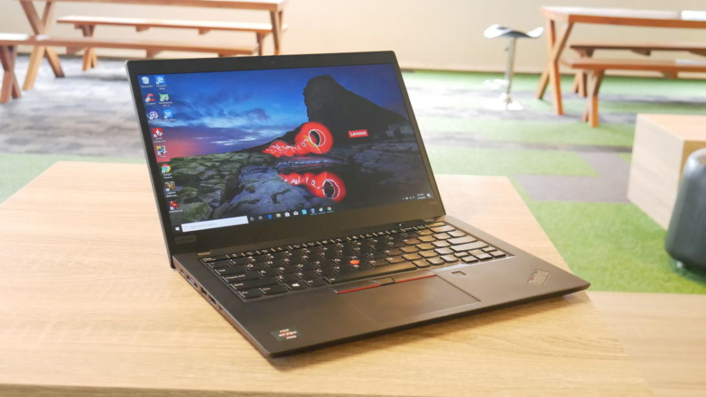 Lenovo Thinkpad X395 spek