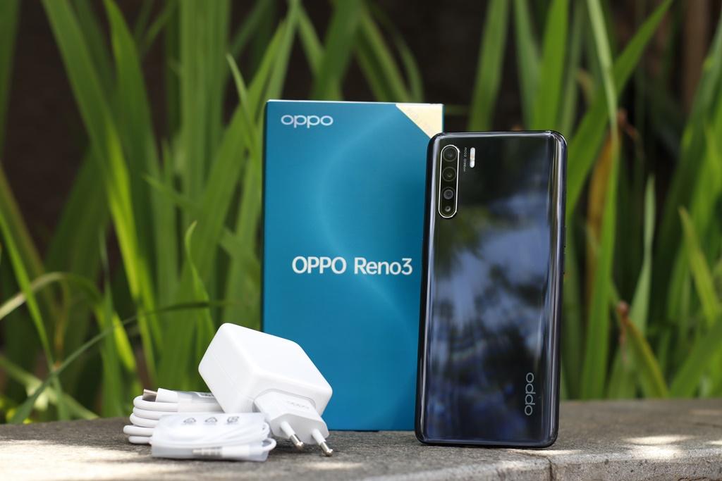 Spesifikasi harga OPPO Reno3