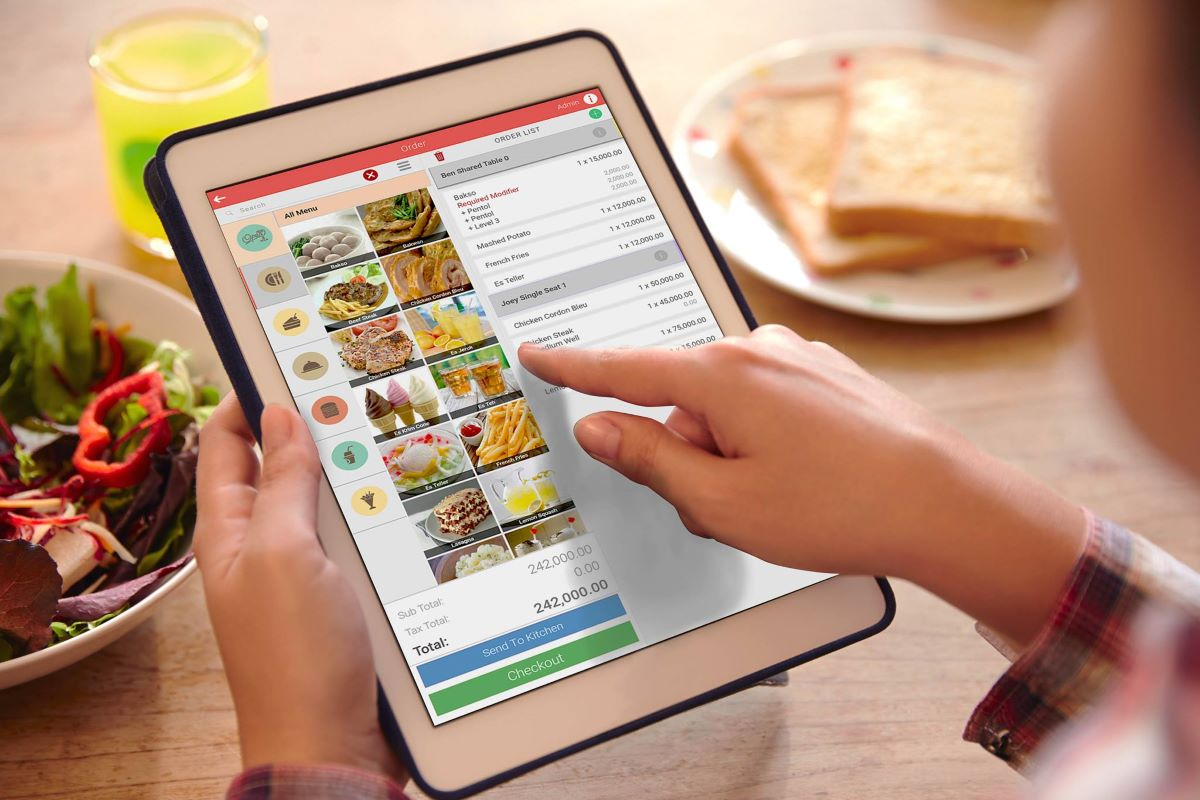 Aplikasi kasir online MeeberPro