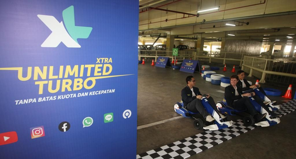 Paket Xtra Unlimited Turbo XL