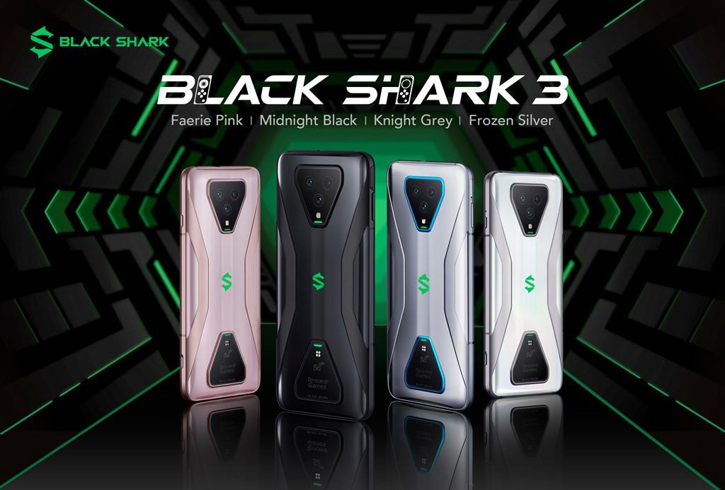 black shark 3 2