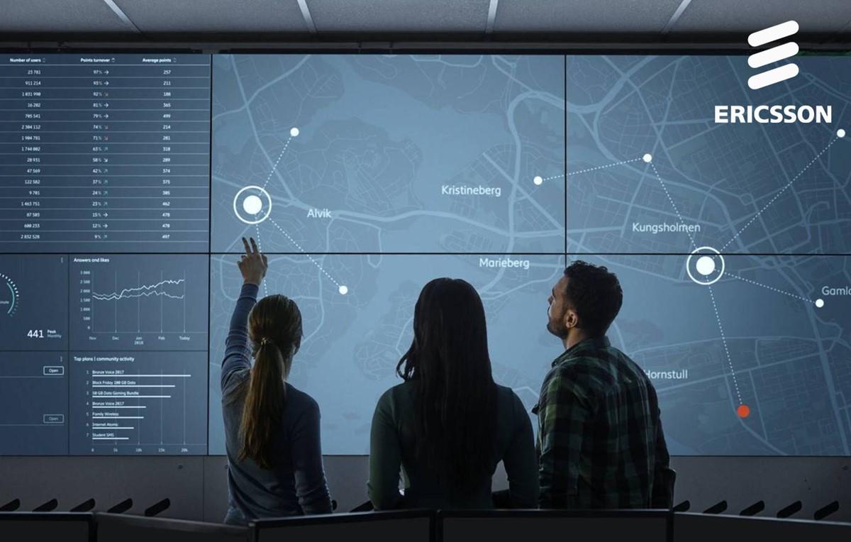 Ericsson Network Services