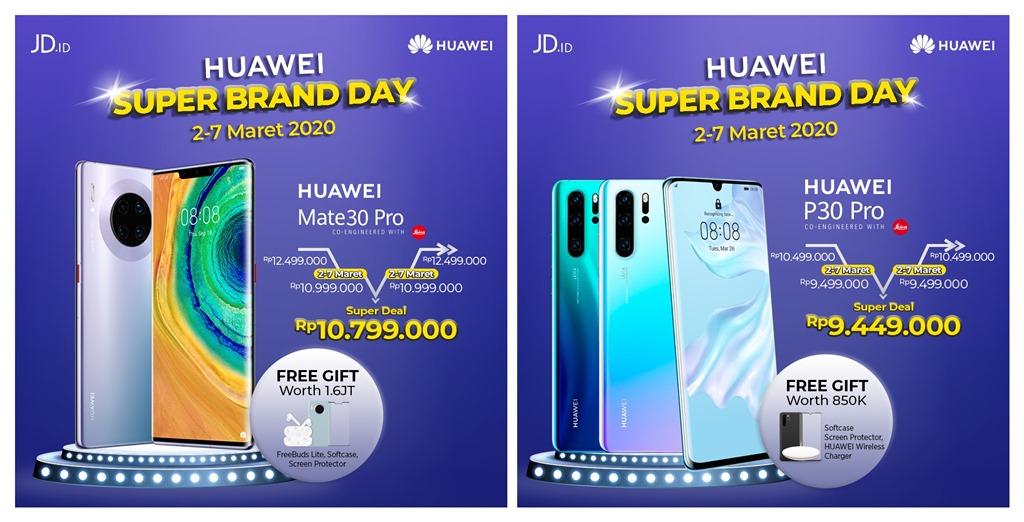 huawei super brand day