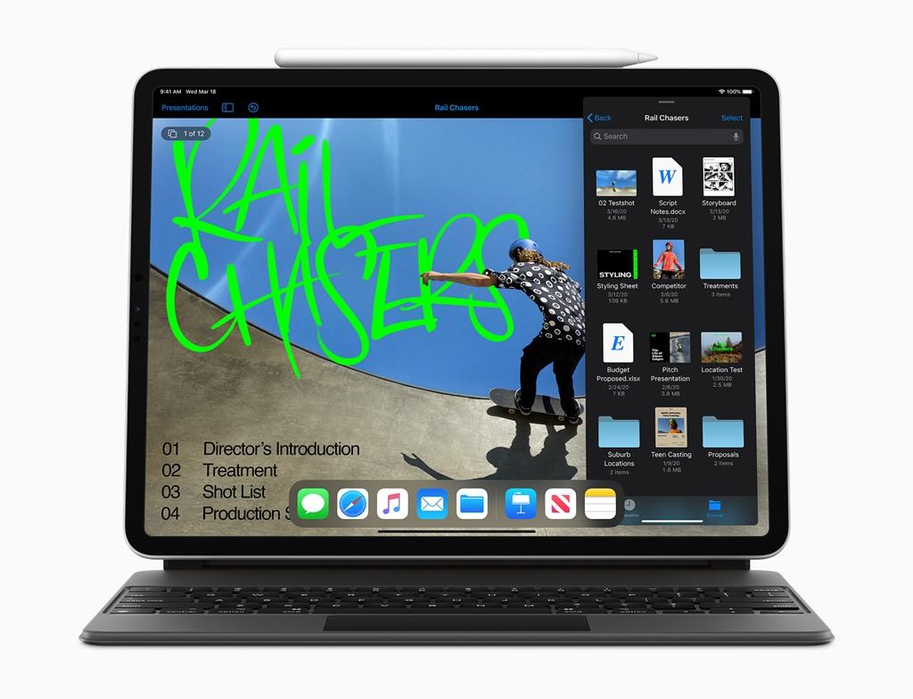 Harga iPad Pro 2020 Magic Keyboard