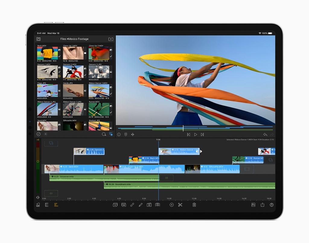 Performa A12Z Bionic iPad Pro 2020