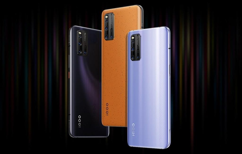 Pilihan warna iQOO 3
