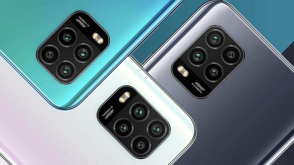 Kamera Xiaomi Mi 10 Lite