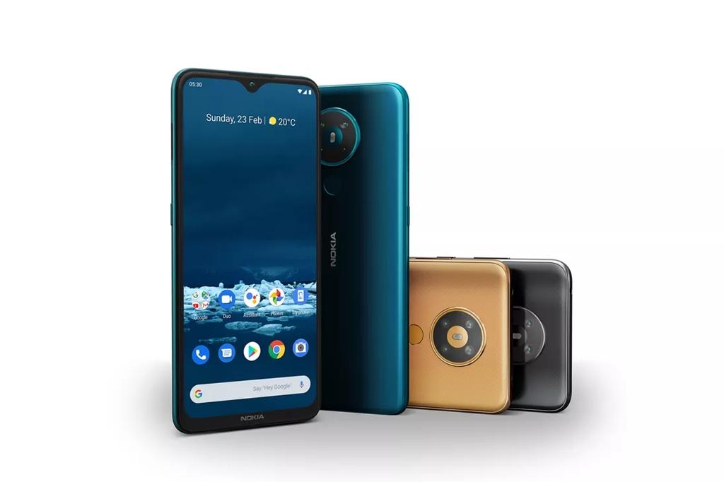 Nokia 5.3, varian murah dari 8.3 5G