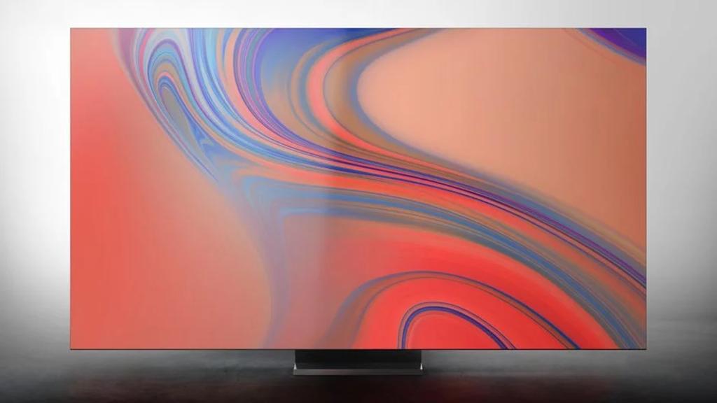 Samsung 8K QLED TV MediaTek