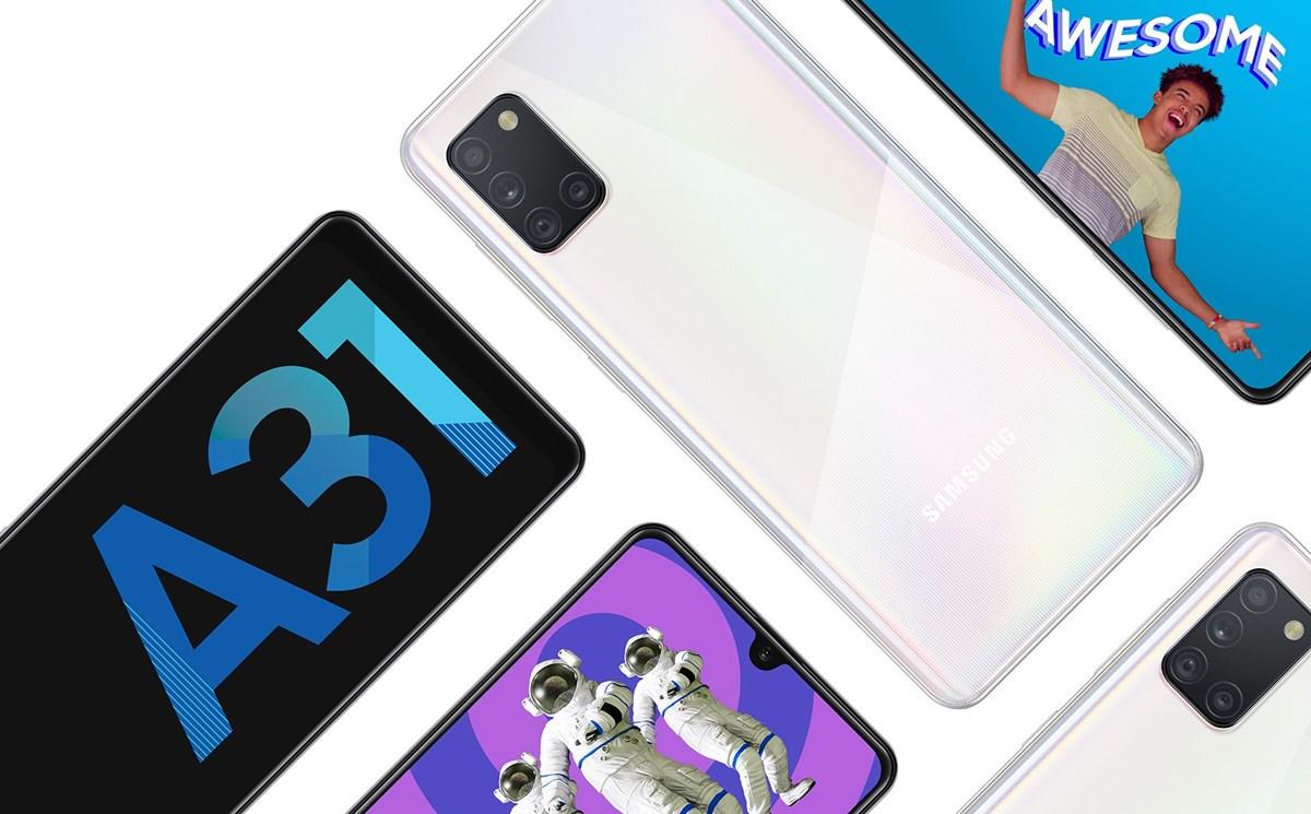 Samsung Galaxy A31 Spesifikasi Dan Harga Resmi Di Indonesia