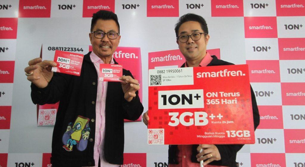 smartfren kartu perdana ion plus