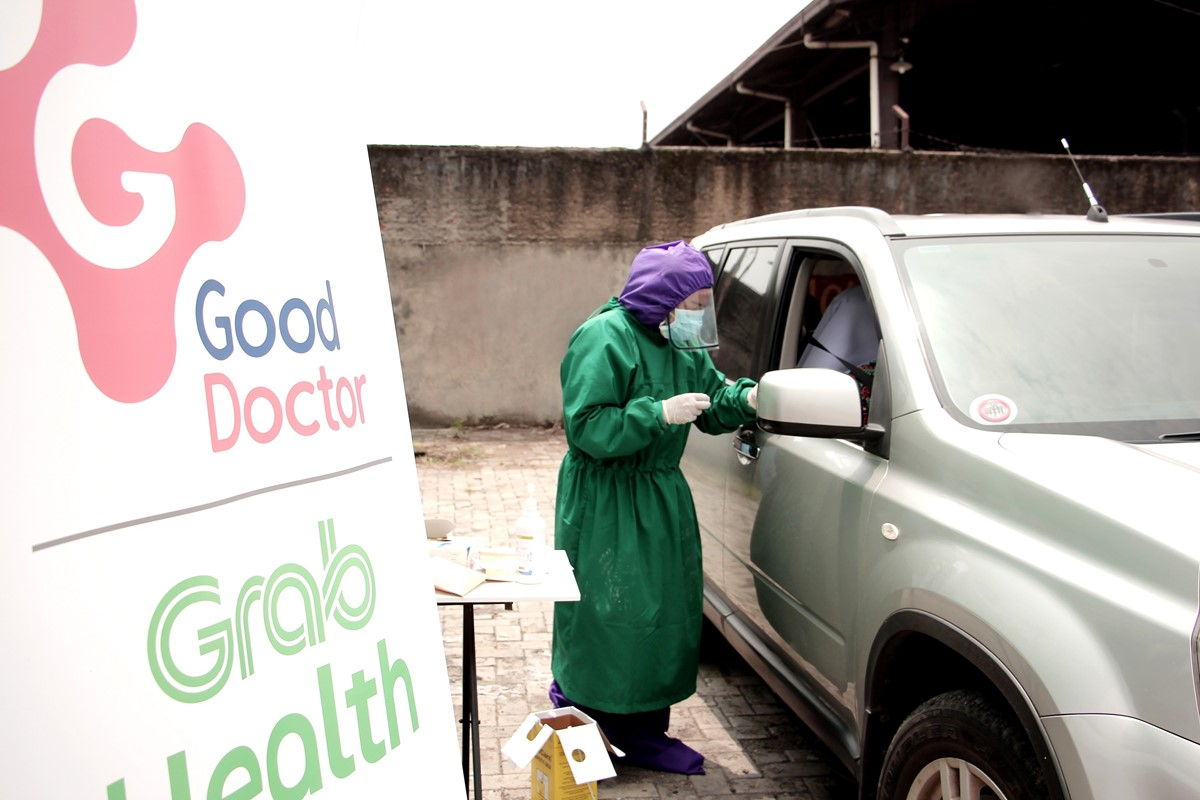GrabHealth by Good Doctor