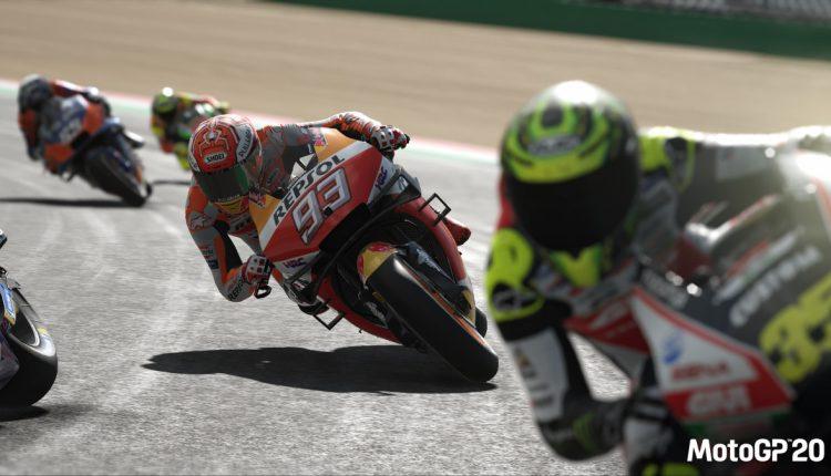 MotoGP20 Screenshot 17
