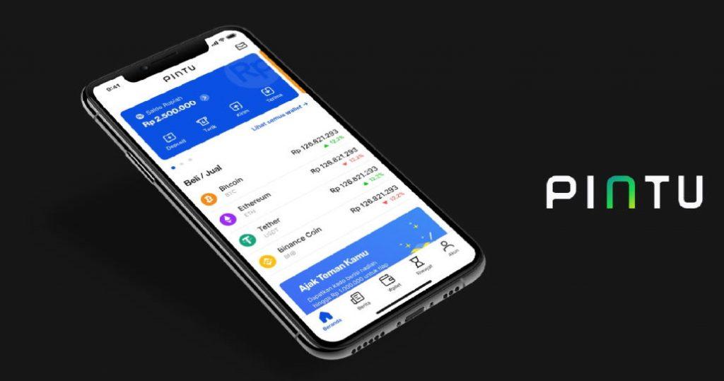 Pintu Aplikasi Crypto Blockchain