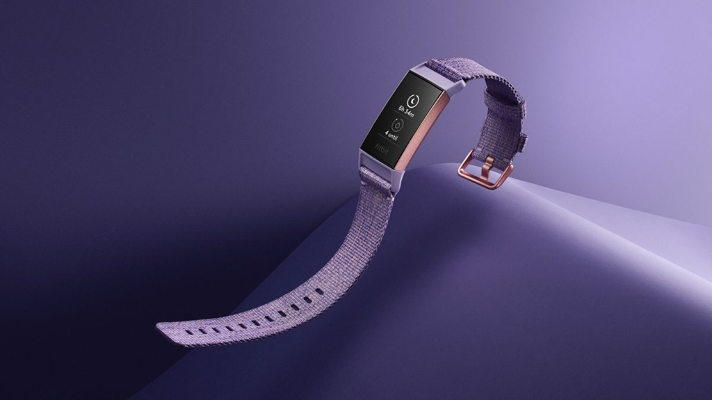 fitbit charge 4 woven band