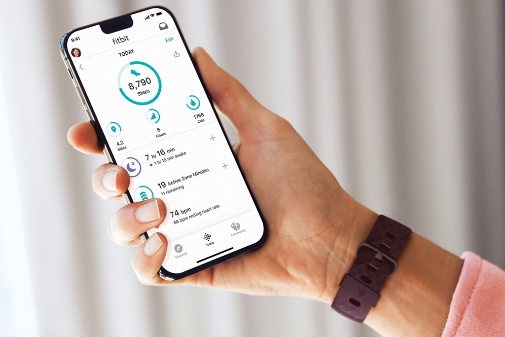fitur fitbit active zone minutes
