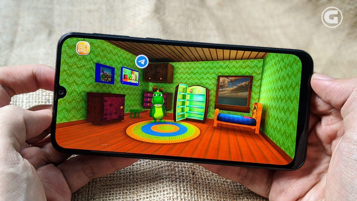 Game Samsung Galaxy M31