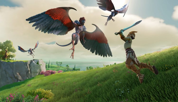 Game Playstation 5: Gods and Monsters